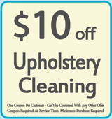 upholstery offer